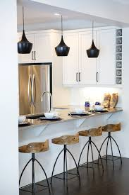 luxury bar stools kitchen contemporary with black counter stools