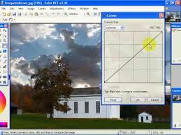 paint net tutorial on the curves tool in paint net youtube