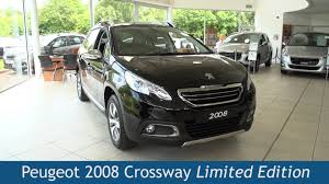 peugeot 2008 2015 peugeot 2008 crossway limited edition 2015 review youtube