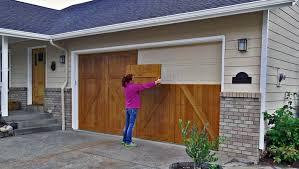 cool garage doors how much do wooden garage doors cost home interior design