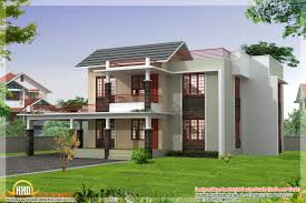 Housing Designs Four India Style House Designs Home Appliance