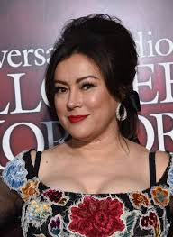 jennifer tilly at halloween horror nights opening night in
