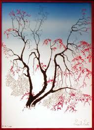 eyvind earle christmas cards limited edition prints eyvind earle berry bush walnut st