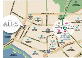 The Alps On World Map by The Alps Residences Singapore New Property Launch 6100 0601