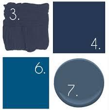 top paint picks for navy blue walls jenna burger