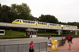 Disney Monorail Map Modified Monorail Routes Around The Magic Kingdom Happening On