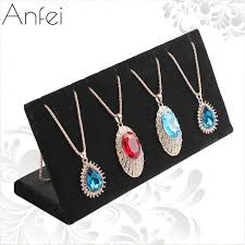 necklace earring display images Necklace display board earring display show rack jewelry organizer jpg