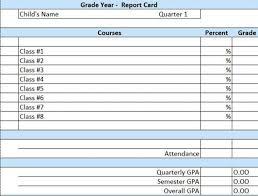 report card template eliolera com