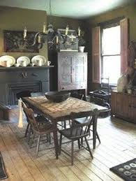 Primitive Kitchen Table by Love Primitive Home Sweet Home Pinterest Centerpieces