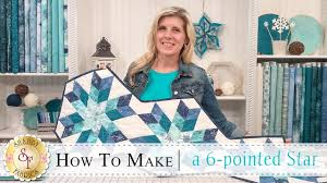 how to make a table runner with pointed ends how to make a snowflake table runner 6 pointed star a shabby