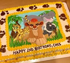 lion guard cake vinny s 2nd birthday pinterest lions cake