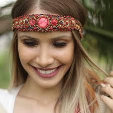headband comprar headband de penas duplo faisão g offer elo7
