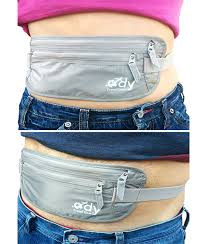 Undercover money belt ody travel gear