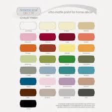 chart martha stewart paint color chart