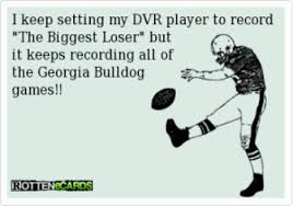 Georgia Bulldog Memes - thwg to hell with georgia rv tailgate life