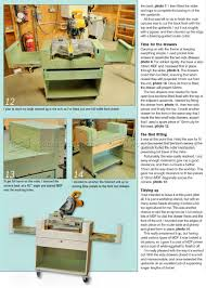 Rigid 7 Tile Saw Stand by Mobile Miter Saw Stand Plans U2022 Woodarchivist
