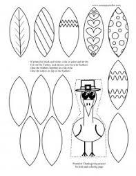 printable thanksgiving crafts happy thanksgiving