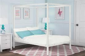 Modern Canopy Bed Frame Modern Ideas Size Canopy Bed Frame Montserrat Home Design