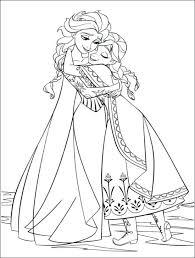 frozen coloring pages elsa coronation free coloring pages frozen frozen coloring pages images