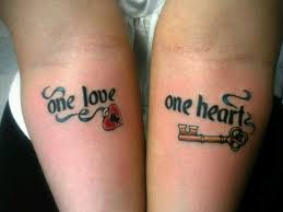 10 best tattoo ideas for couples on valentine u0027s day u2013 love things