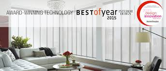 Levolor Motorized Blinds Automation Blinds With Puresolo Operation Within Home Inspirations