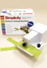 simplicity rotary cutting machine sewing machines and appliances