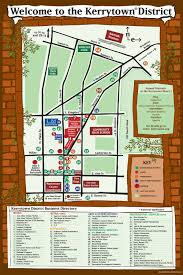 Ann Arbor Michigan Map by Walking Map U2014 Kerrytown District Of Ann Arbor Michigan