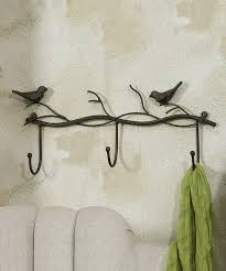 themed wall hooks look at this bird wall hook on zulily today bird decor