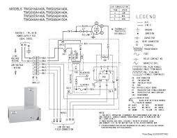 furnace wiring diagrams with thermostat u0026 electric furnace
