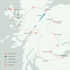 scotland and the isle of skye by train a travel guide