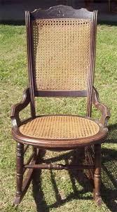 Cane Rocking Chair Cane Bottom Rocking Chair 1496