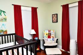 Blackout Curtains For Baby Nursery by Blackout Curtains For Baby Room Home Design Ideas