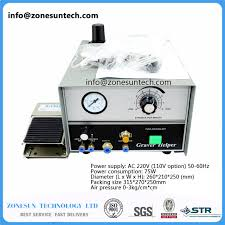Jewelry Engraving Machine Pneumatic Engraving Machine Double Ended Graver Max Graver Tool