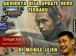 Legend Meme - 12 meme kocak tentang mobile legend yang mungkin belum kalian