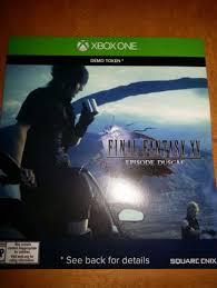 free final fantasy xv episode duscae
