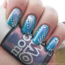 cool ocean nail art do not refreeze food fun and lipstick