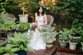 overgrown garden styled shoot u2013 the idaho bride