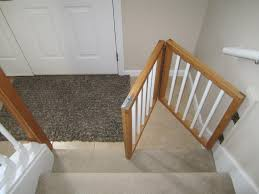Child Gate Stairs by Baby Gate Design Help Router Forums