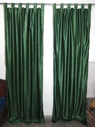 emerald green curtains home design ideas and pictures