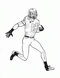 broncos coloring page coloring home