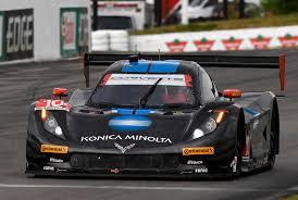 imsa corvette defending race winning corvette daytona prototype fastest at ctmp