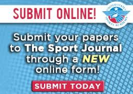 academy sports sales paper the sport journal a peer reviewed journal of sports published