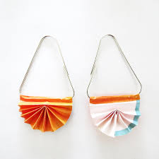 how to make clip on earrings how to make paper clip earrings ohoh