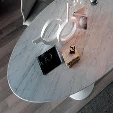 Esszimmertisch Mit Marmorplatte Modernes Esstisch Design Cattelan Design