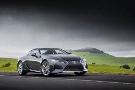 lexus luxury sports car lexus has very high hopes for the new lc