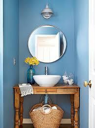 little bathroom with faux wallpaper amazing small bathroom decor