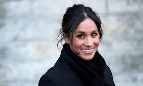 black hair buns meghan markle wore her hair in a messy bun broke royal protocol