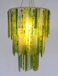 Recycled Glass Light Fixtures by Lovers Lights Recycled Glass Chandeliers And Lighting