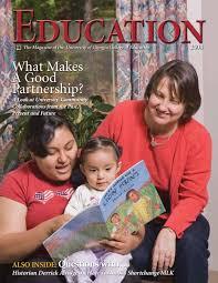 2008 uga coe education magazine by university of georgia college