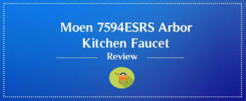 arbor kitchen faucet moen 7594esrs arbor pull down kitchen faucet review